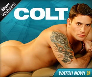 Famous Colt Studio Muscled Gay Porn Site.