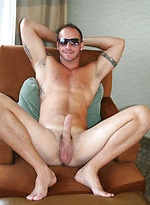 Naked Straight Stud, Sebastian Steel, In Hot Behind The Scenes Look