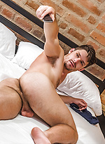 Devin Franco Bottoms For Sean Xavier's Bare Black Dick